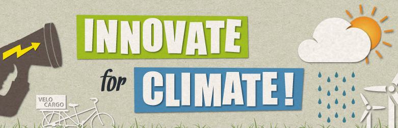Innovate4Climate rocks! image