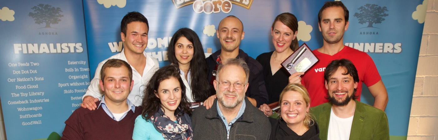 "Eaternity Winner of Ben & Jerry's ""Join the Core"" Competition image"