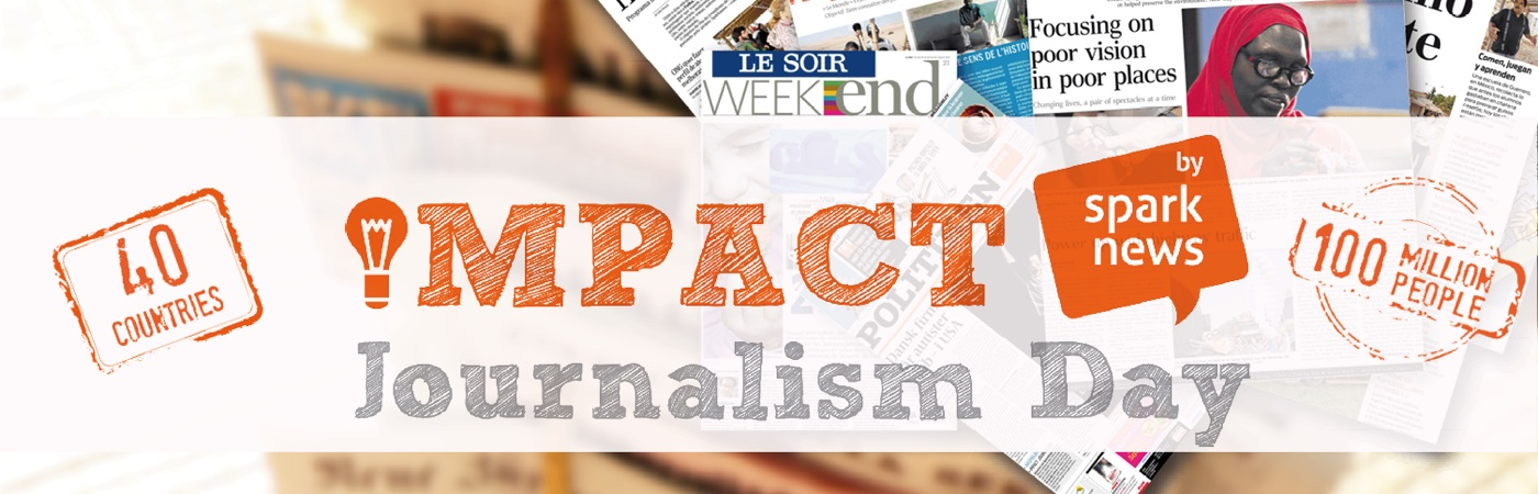 Impact Journalism Day 2015 with Eaternity image